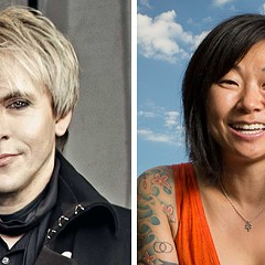 Artist on Artist: Nick Rhodes of Duran Duran talks to Mia Park