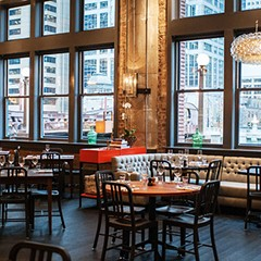 At the Kitchen Chicago, Avec vet Johnny Anderes takes charge