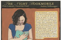 "Audrey Niffenegger's ""Best Books Ever"""