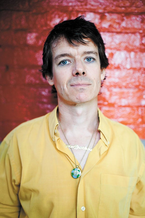 Avant-garde glam rocker Bobby Conn has been making music in Chicago since the mid-80s - JIM NEWBERRY