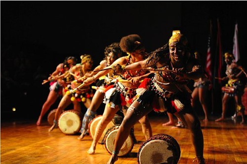 Ayodele Drum & Dance
