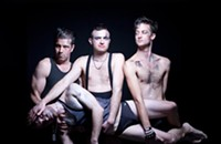 12 O'Clock Track: Baathhaus's first video is theatrical and sexual, just like their live show