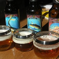 Ballast Point beers—including Yellowtail, Big Eye, and Sculpin—arrive in Chicago