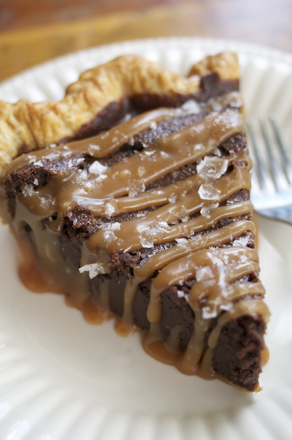 Bang Bang Pies chocolate pie