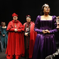 Barbara Gaines goes all auteur on <i>Henry VIII</i>