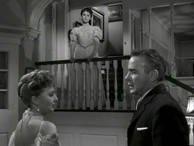 Barbara Stanwyck (left) in All I Desire