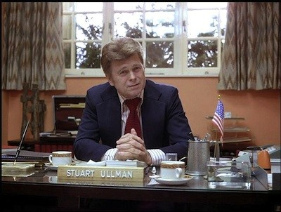 Barry Nelsons deadpan performance as Overlook manager Stuart Ullman still hasnt gotten its due.