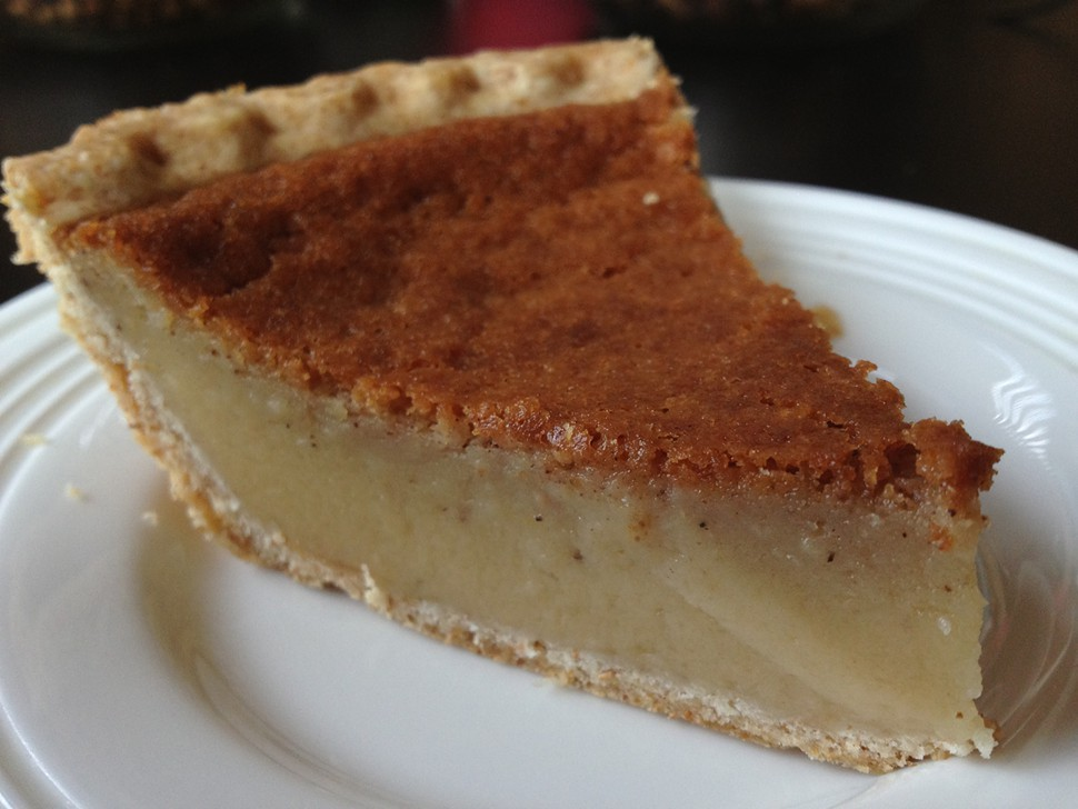 Bean pie, the way Allah intended
