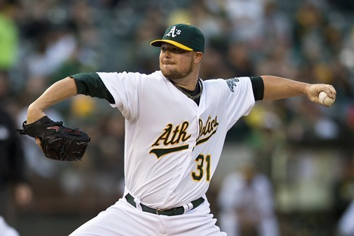 Beantown is in a snit over Jon Lester.