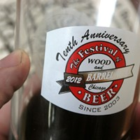 Beer and Metal: The tenth annual Festival of Wood and Barrel Aged Beer