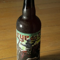 Beer and Metal: Three Floyds' Rye da Tiger