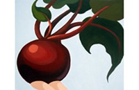 Sexy Beet: Exploring deep-rooted meaning in the art of Sara Holwerda