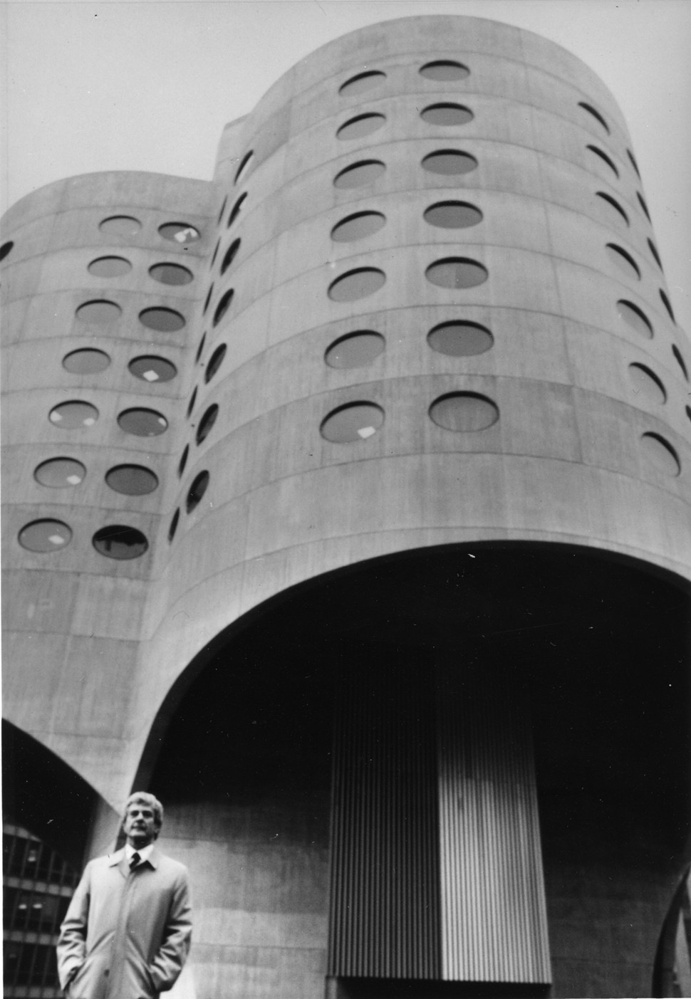 Bertrand Goldberg/Prentice Hospital