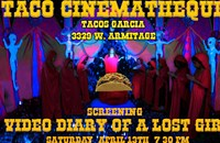 Best Avant-Garde/Experimental Film Series Located in a Mexican Restaurant