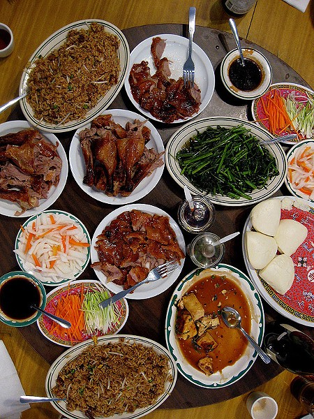 Best Bang for Your Buck: Beijing duck dinner at Sun Wah Bar-B-Que