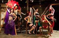 Best burlesque troupe
