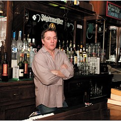 Best Chicago writer who also owns a bar