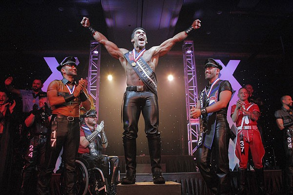 Best Gay Festival: International Mr. Leather