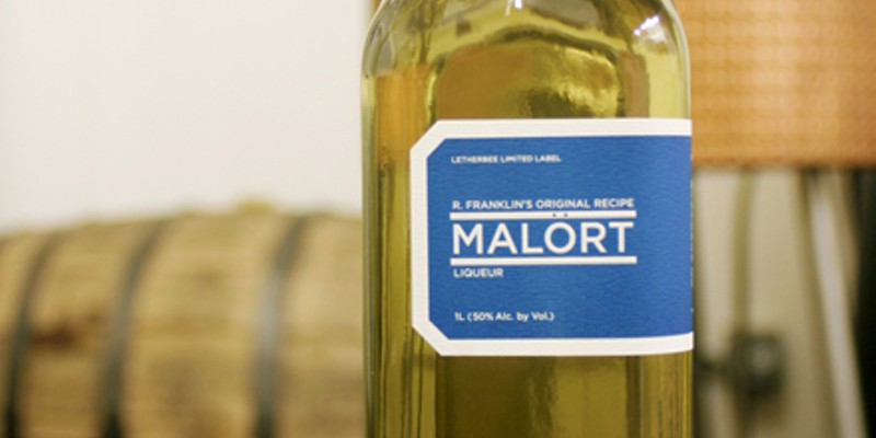 Best Locally Made Malort