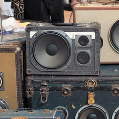 Best Once-a-Month Market for Vintage Wares, Small Plates, and Boozy Snow Cones