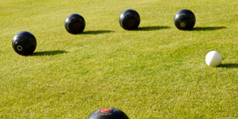 Best place for lawn bowling