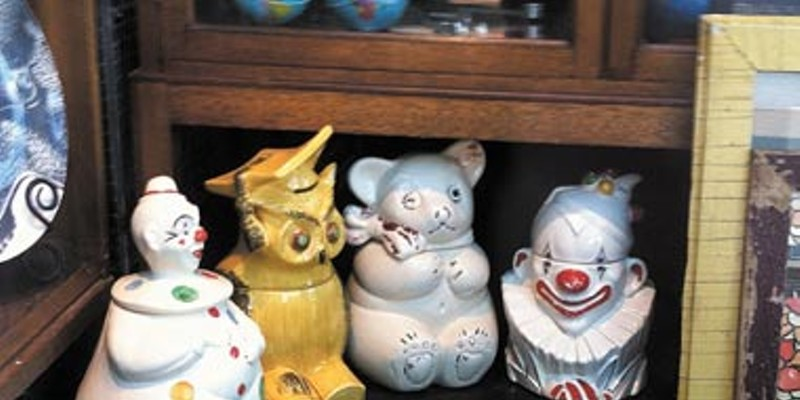 Best place to buy a vintage scary clown cookie jar