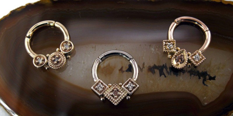 Best Place to Find Gallery-Worthy Body Jewelry