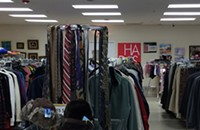Best Suburban Thrift Shop in a New Location