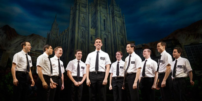 Best Way to See The Book of Mormon