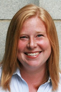 BGA policy and government affairs coordinator Emily Miller