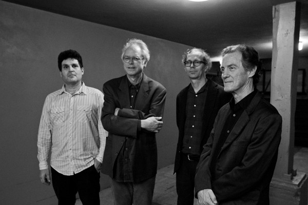 Bill Frisell, Greg Leisz, Tony Scherr, and Kenny Wollesen