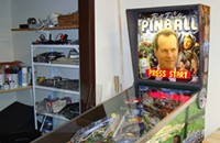 Bill Paxton and pinball, the perfect marriage