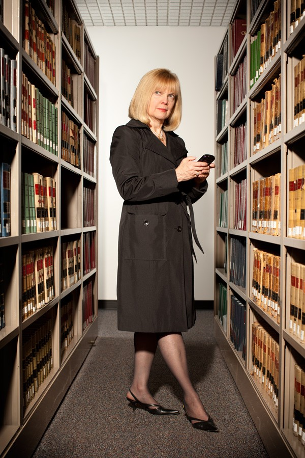 Bioethicist and all-around fascinating person Lori B. Andrews
