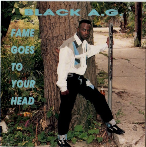 Black A.G. has resurfaced thanks to Kid Millions and Dope Folks Records