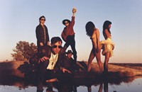 Black Lips to scandalize the Middle East