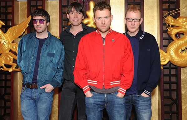 Blur have played only three U.S. dates since 2003, and Gossip Wolf figures they're due for another stateside trip right around Riot Fest.