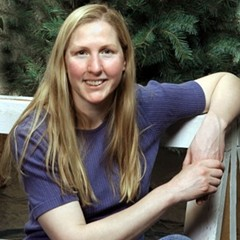 Bonnie Jo Campbell, National Book Award finalist in fiction