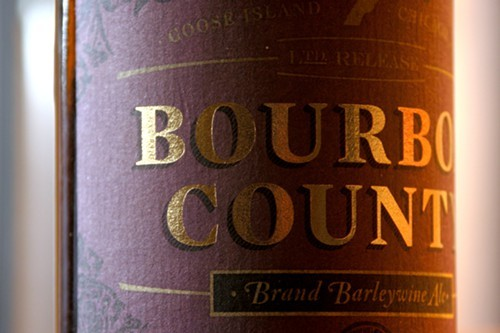 Bourbo Count Brand Barleywine