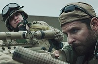 Bradley Cooper is number one with a bullet in <i>American Sniper</i>