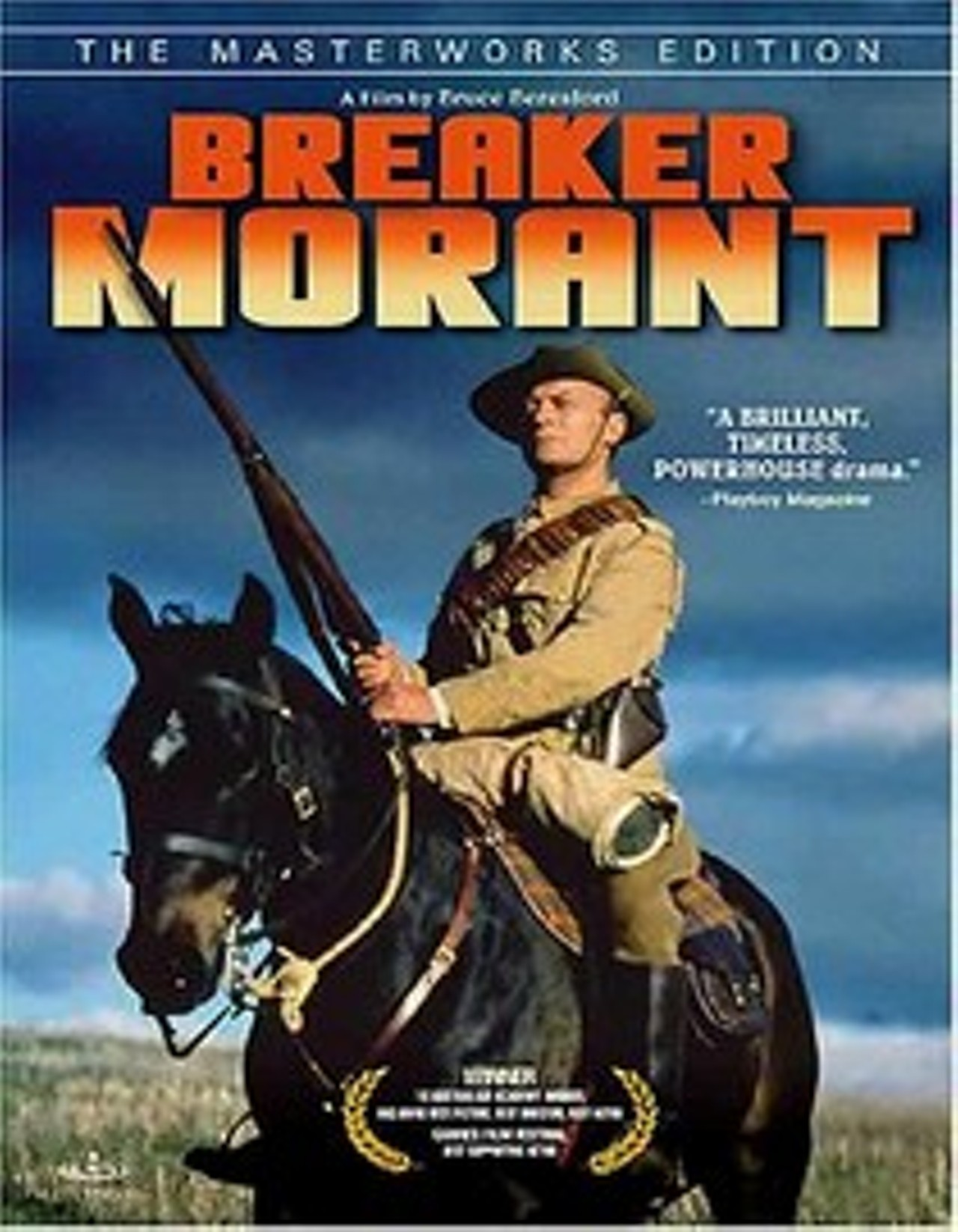 an analysis of the topic of the film of breaker morant Best direction (film): bruce beresford for 'breaker' morant  in the world - see  ozmovies here - but it is on topic, and in the latter segment shields presents  some.