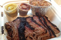 Against the grain or not, Blackwood BBQ's brisket is better than most