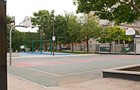 No statistical link between basketball rims and crime around Uptown park