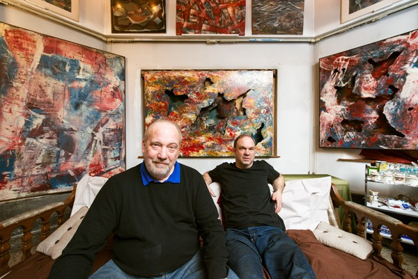 "Brothers Brad and Scott Meinecke are resurrecting the ""experimentalist"" art of their late father, Tristan Meinecke."