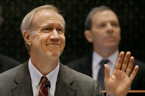 Bruce Rauner waved goodbye to cronyism—or did he?