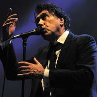 Bryan Ferry to Bobby Conn: 'I must confess I do admire Lady Gaga'
