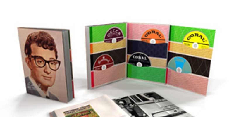 Buddy Holly: Not Fade Away, the Complete Studio Recordings and More
