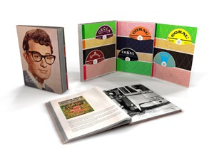 Buddy Holly, Not Fade Away: The Complete Studio Recordings and More