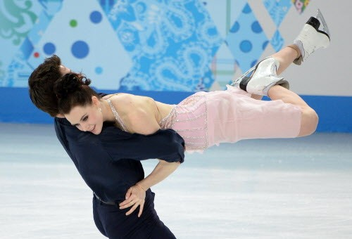 Canadas Scott Moir and Tessa Virtue