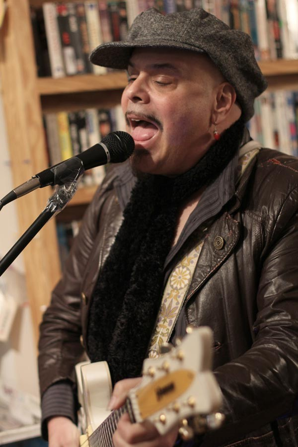 Candy Golde at Laurie's Planet of Sound - ROBERT LOERZEL
