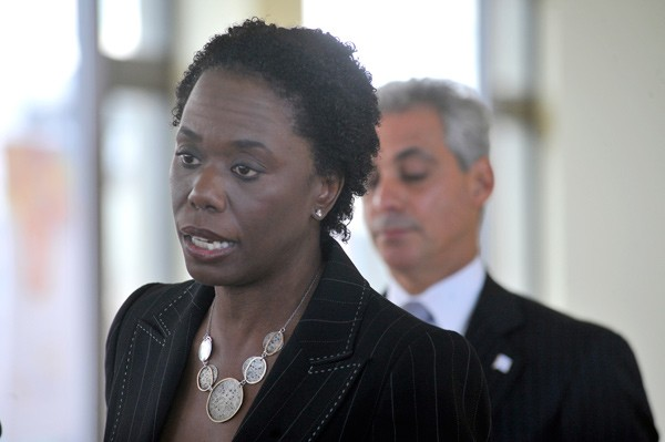Carole Brown chaired the TIF Reform Panel that Mayor Emanuel once touted and now disregards.